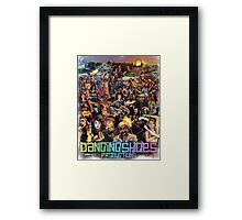 Dancing Shoes Productions 2012 Framed Print