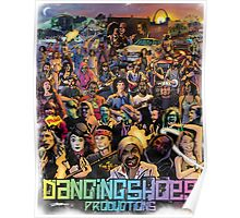 Dancing Shoes Productions 2012 Poster