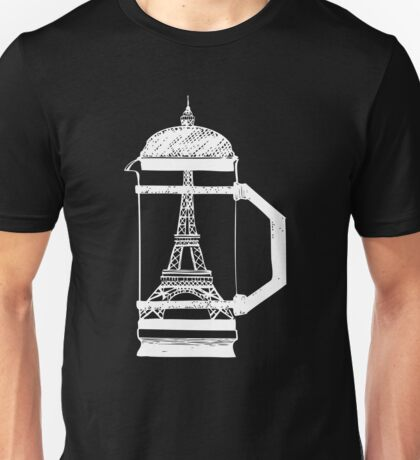 French Press Unisex T-Shirt