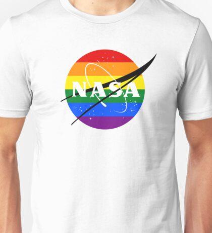 NASA Rainbow Unisex T-Shirt