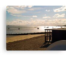 Southend Beach Canvas Print