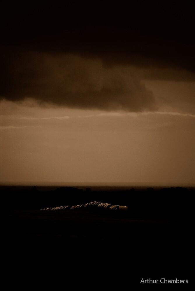 Brownieside Sky/////////// by Arthur Chambers