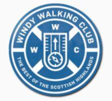 Windy Walking Club by AlexFrost