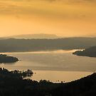Windermere from Nab Scar by Chris Tarling