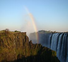Victoria Falls, Africa by DanielleR