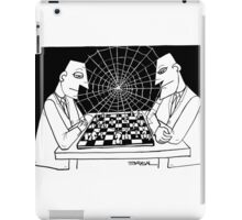 Game of chess iPad Case/Skin