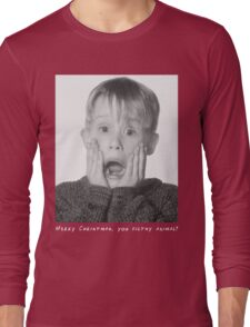 The Perfect Christmas T-Shirt Long Sleeve T-Shirt