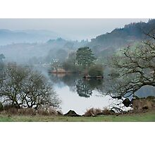 Little Isle Rydal Water Photographic Print