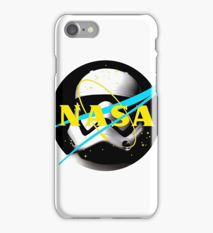 NASA Stormtrooper iPhone Case/Skin