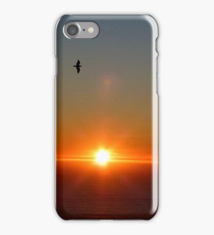 San Francisco Sunset 1415 iPhone Case/Skin