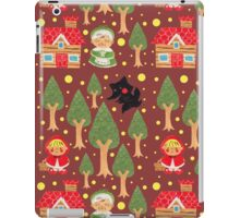 Beware with the Wolf iPad Case/Skin