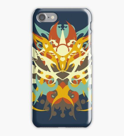 Abstraction Twenty-Five Amaterasu - The Abstract Regalia Collection iPhone Case/Skin