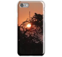 San Francisco Sunset 1418 iPhone Case/Skin