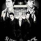 SuperWhoLock  by koroa