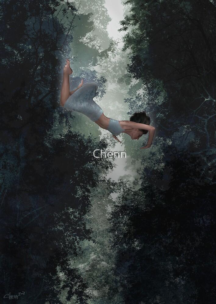 Falling by Chenn