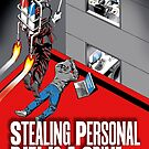 STEALING PERSONAL DATA IS A CRIME by wonder-webb