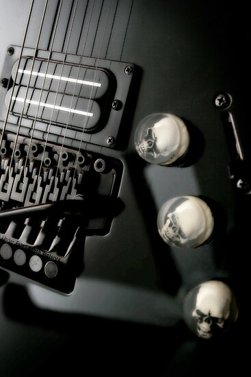 Guitar Mayhem by Barbara Gordon
