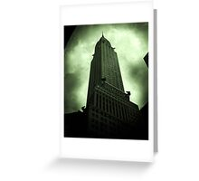 42nd and Lexington Greeting Card