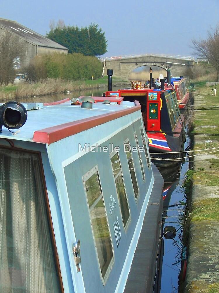 Longboats by michelleduerden