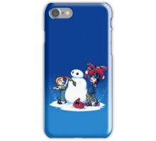 Do you wanna build a Snow max? iPhone Case/Skin