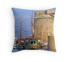 Harbour View Throw Pillow