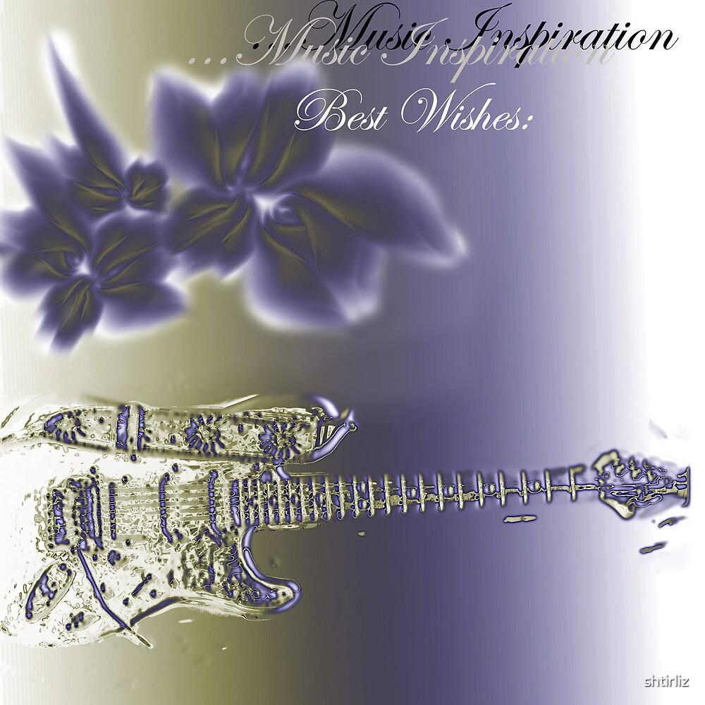 Music Inspiration by shtirliz