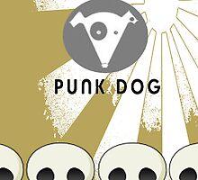 Punk Dog by Persephoni