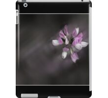 The Crown Fine Art Poster iPad Case/Skin
