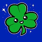 Super Cute Shamrock by perdita00