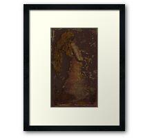 Visitant Framed Print