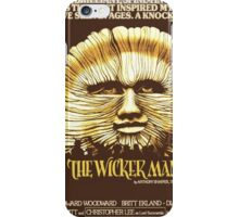 May Day Festival 1973(2) iPhone Case/Skin