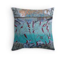 wall art3 Throw Pillow