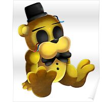 Chibi Golden Freddy 2 Poster