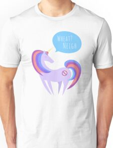 Coeliac Unicorn Unisex T-Shirt