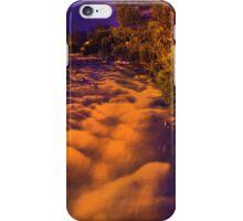 Rio Tomebamba At Night iPhone Case/Skin