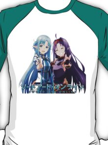 Anime: SWORD ART ONLINE T-Shirt
