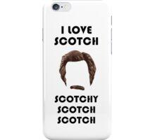 I Love Scotch iPhone Case/Skin