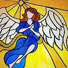 Angel on High by Marsha Free
