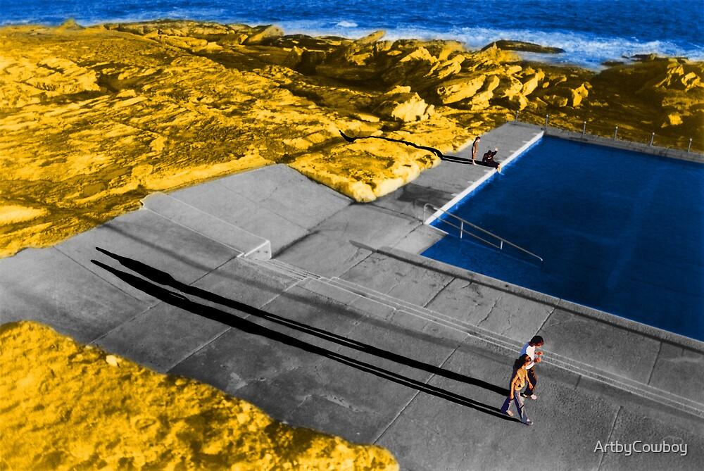 Freshwater Pool by ArtbyCowboy