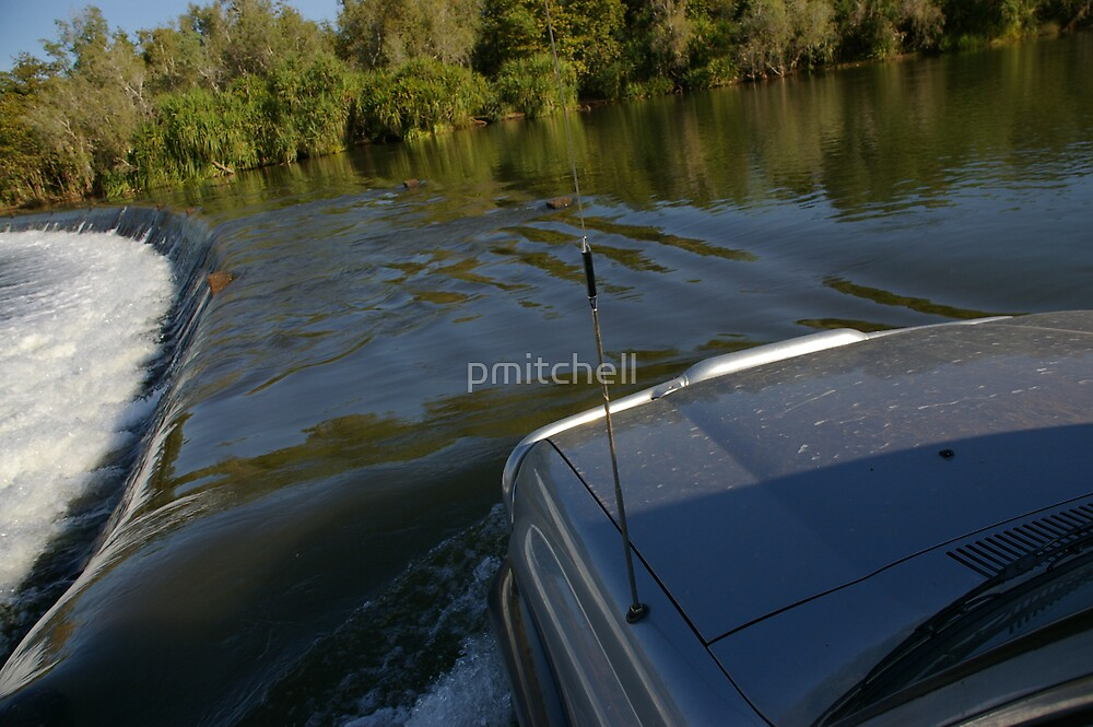 Crossing the Ord River by pmitchell