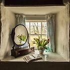 Welsh cottage window by SADHYA