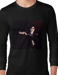 Dark Angel in the Forest 2 Long Sleeve T-Shirt