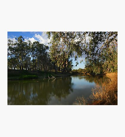 Darling River at Bourke Photographic Print