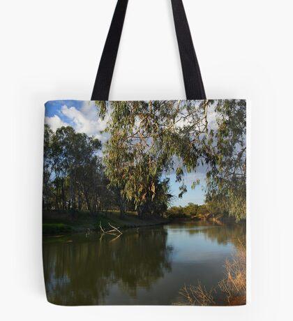 Darling River at Bourke Tote Bag