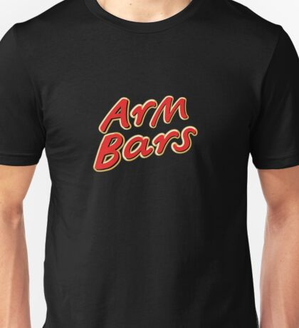 Arm Bars Unisex T-Shirt