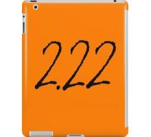 Evangelion – 2.22 iPad Case/Skin