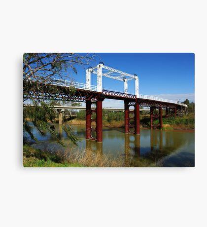 North Bourke Bridge Canvas Print
