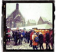 Nuremberg Christmas Market by rickystiles