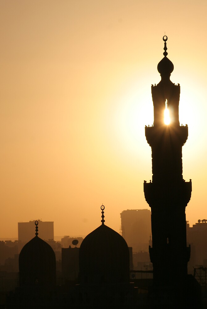 Cairo Sunset by marycarr