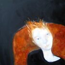 "ART by bec ""Self Portrait"" by ARTbybec"